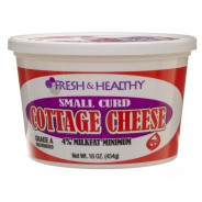 Nice Fresh U0026 Healthy Cottage Cheese Low Fat (16 Oz)