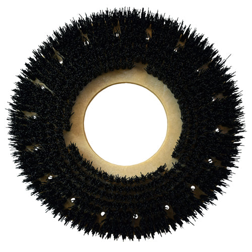 996-0610 - 10 inch heavy grit stripping brush - 80 grit