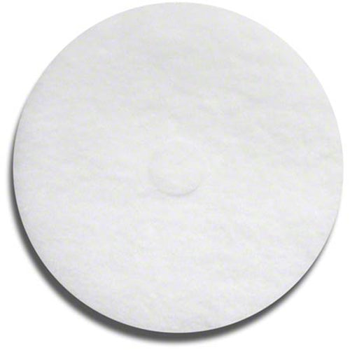 255-1412 - 14 inch Cure white pad (pkg of 5)
