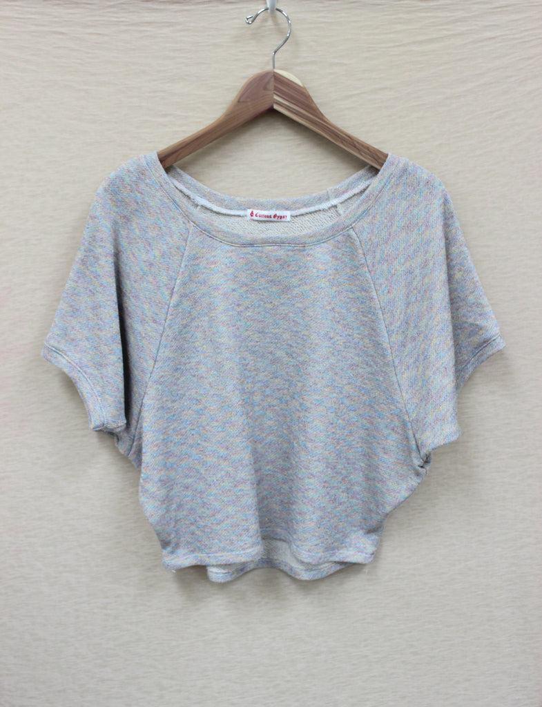 Rainbow Short Sleeve Top