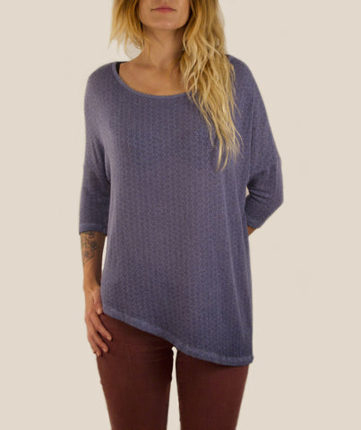 Oversize Asymmetrical Sweater