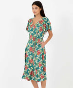 Lade das Bild in den Galerie-Viewer, DIXIE DRESS, floral