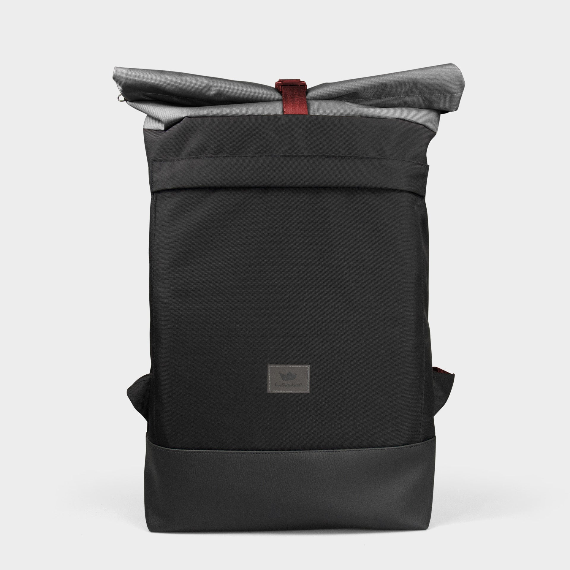 COURIER BAG – RED STRAP