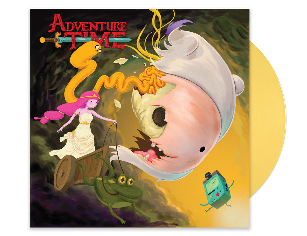 Adventure Time Final Episode Soundtrack Enamel Pins Mondo