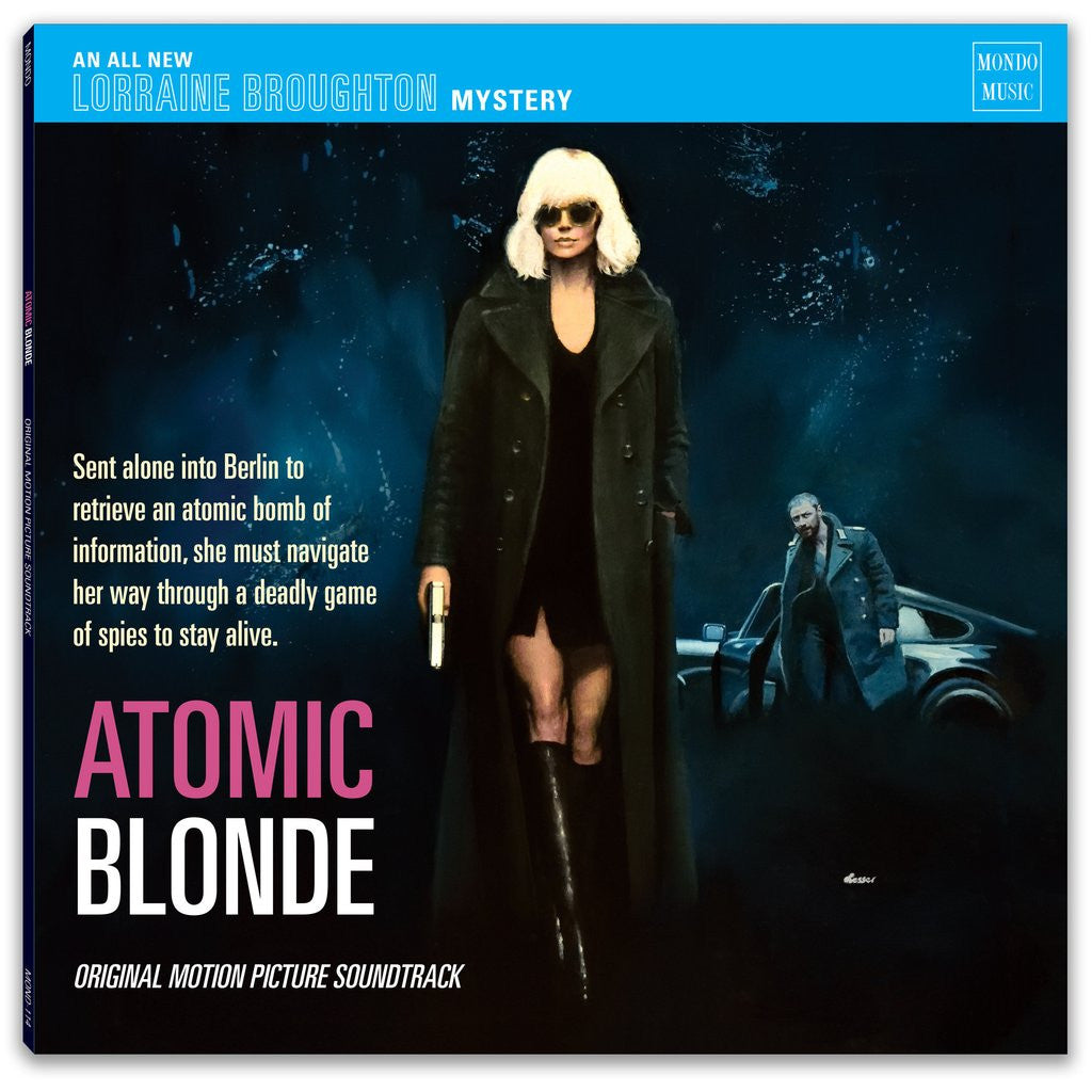 Blonde soundtrack