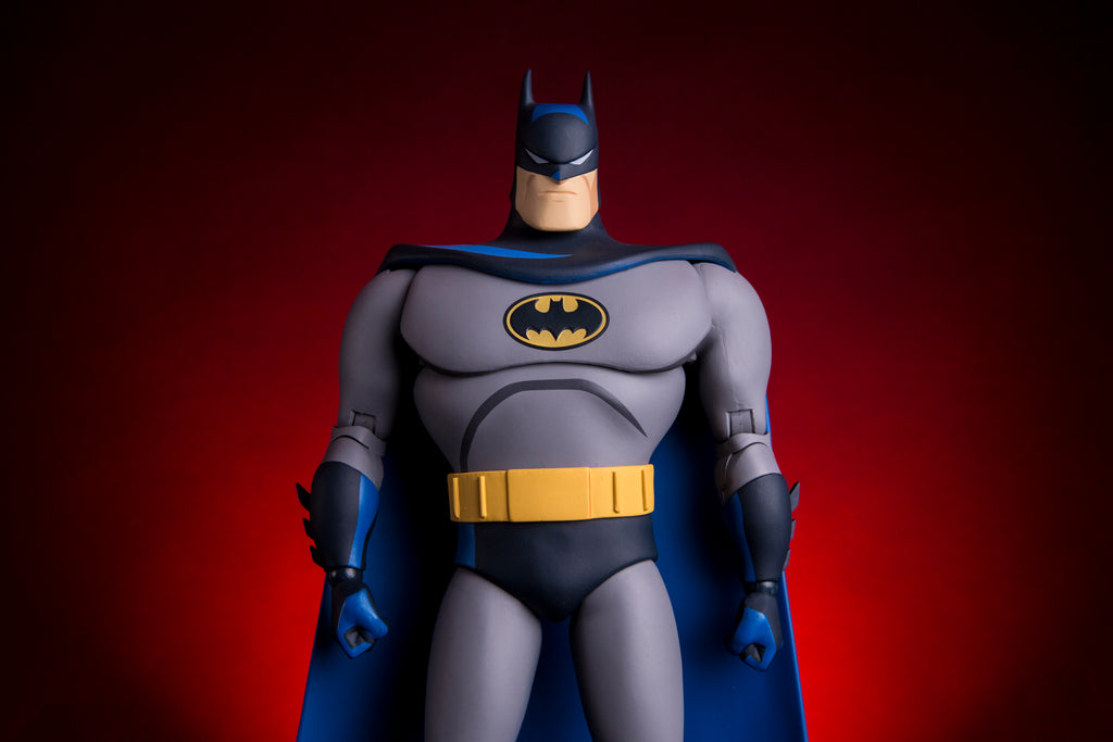 batman the animated series figure now available for pre order mondo