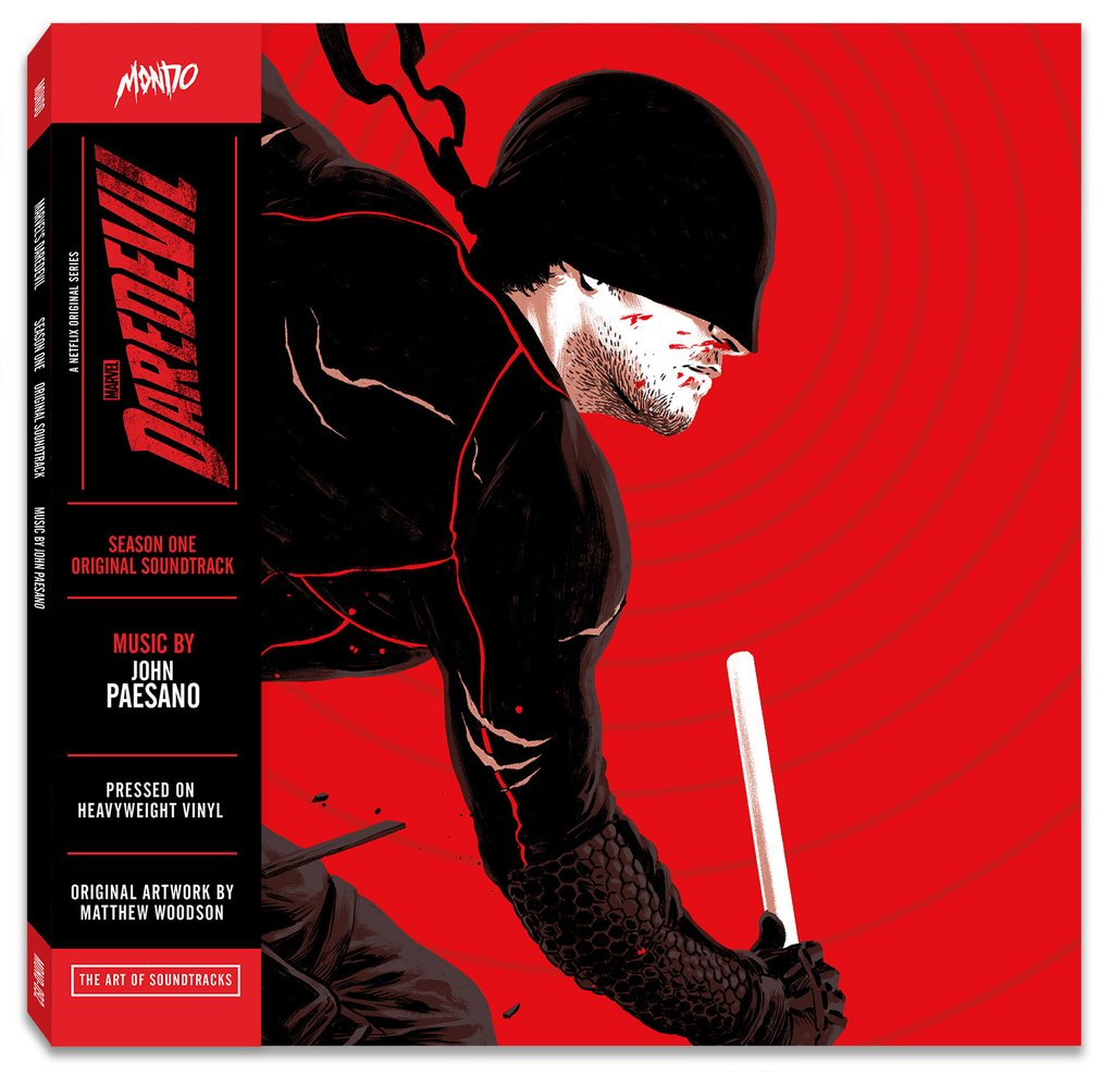 The First Netflix Daredevil Trailer Is Out: DAREDEVIL And JESSICA JONES Original Soundtracks!