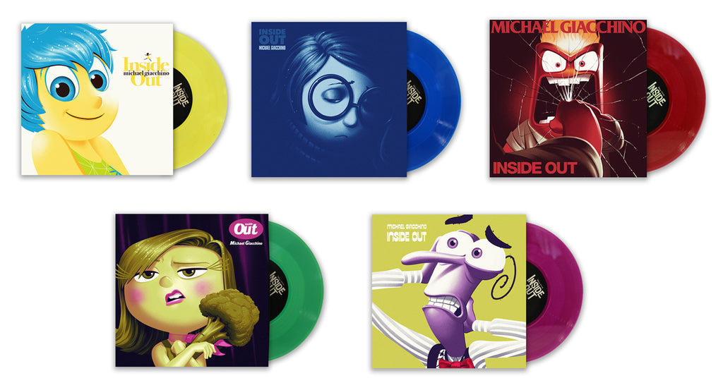 Joy And Sadness At The Trophy Town By: New Music Release: INSIDE OUT 7-Inch Series