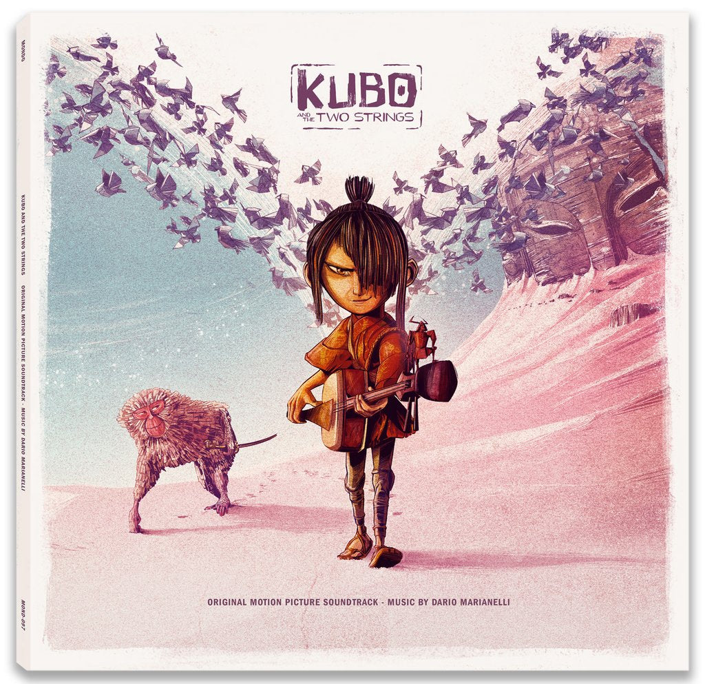 New Music Release Kubo Amp The Two Strings And Coraline Mondo