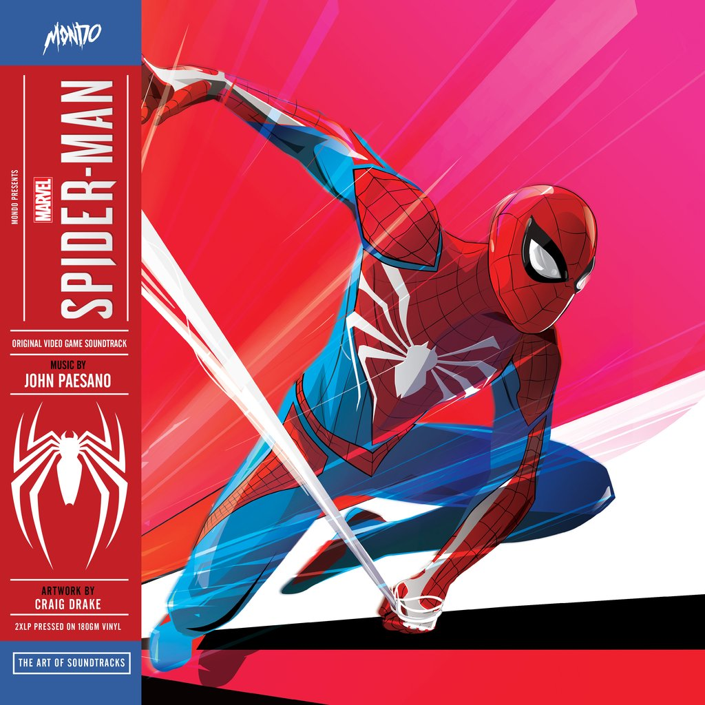 Music Weekly Spider Man Slipmats Jodorowsky S Dune Lp