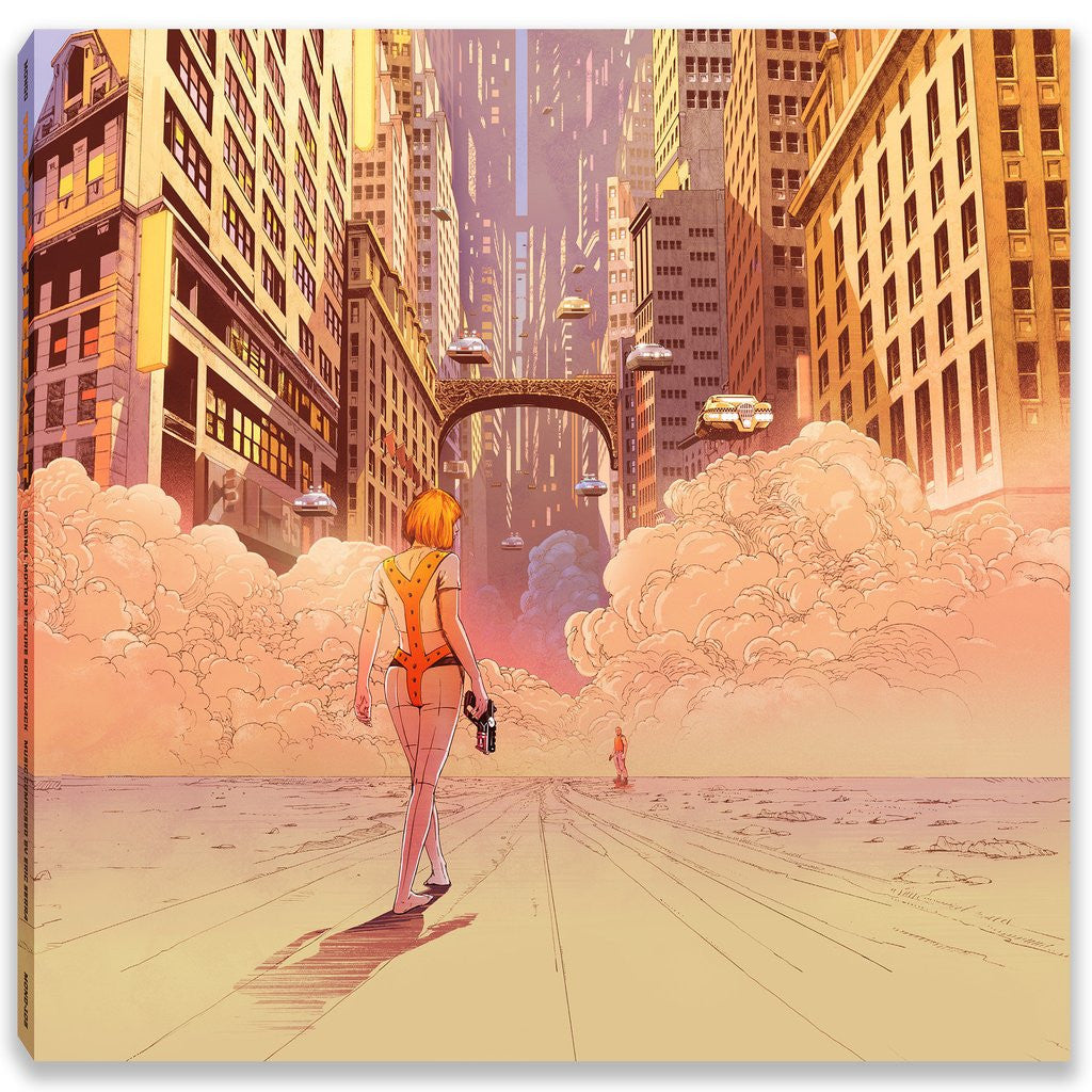 Music Weekly The Fifth Element Mondo