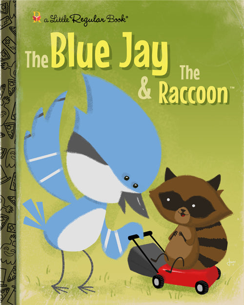 JSpiotto-BlueJayandRaccoon-archive