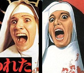 The Other Hell - Nun Comparison