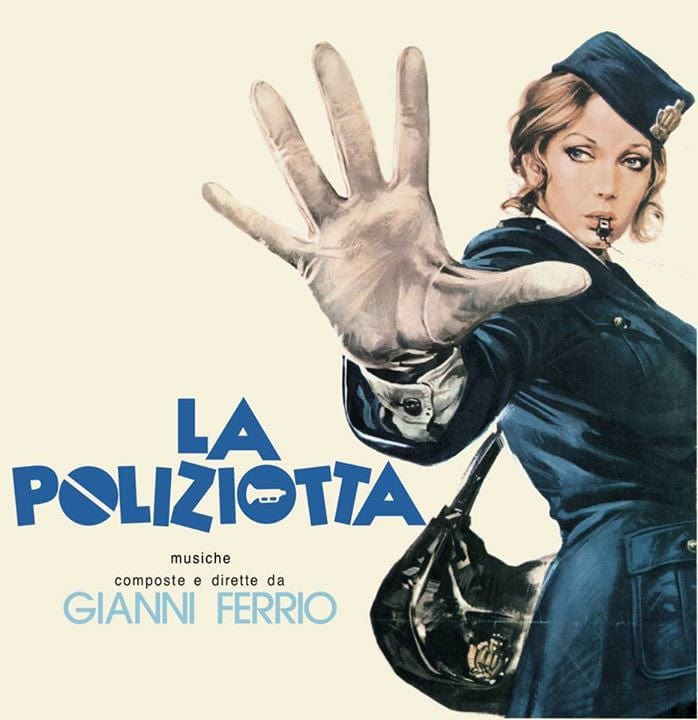 La Poliziotta Original Motion Picture Soundtrack