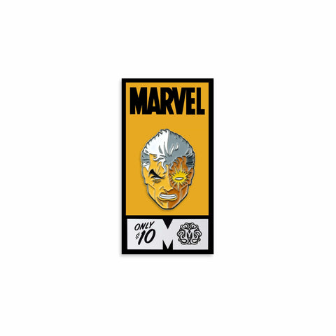 Cable Enamel Pin (Pre-Order)