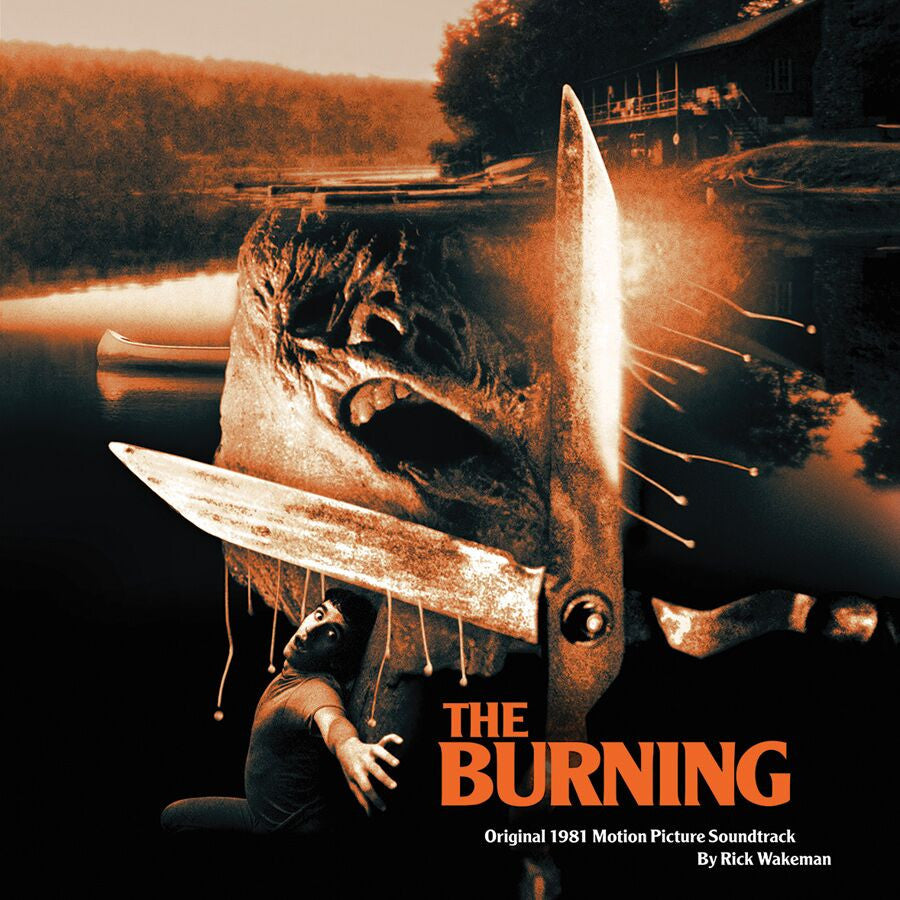 The Burning Original Motion Picture Soundtrack