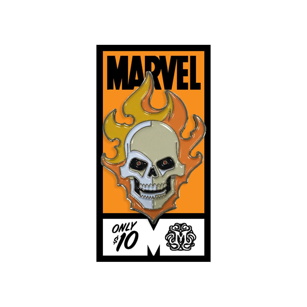 Ghost Rider (Marvel) Enamel Pin