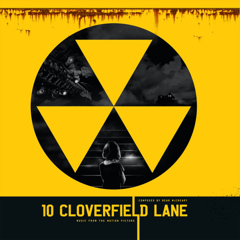 10 Cloverfield Lane - Original Motion Picture Soundtrack 2XLP