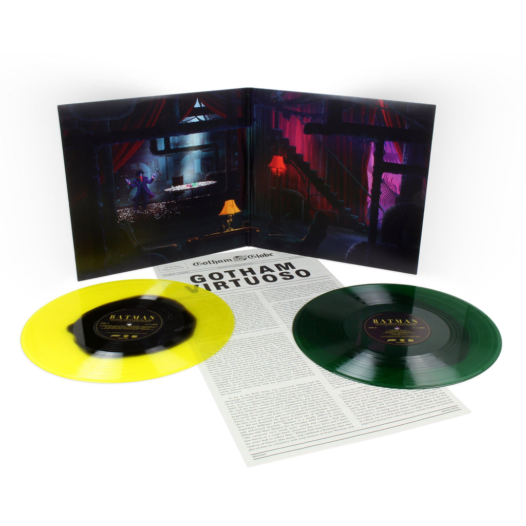 Batman - Expanded Motion Picture Score 2XLP