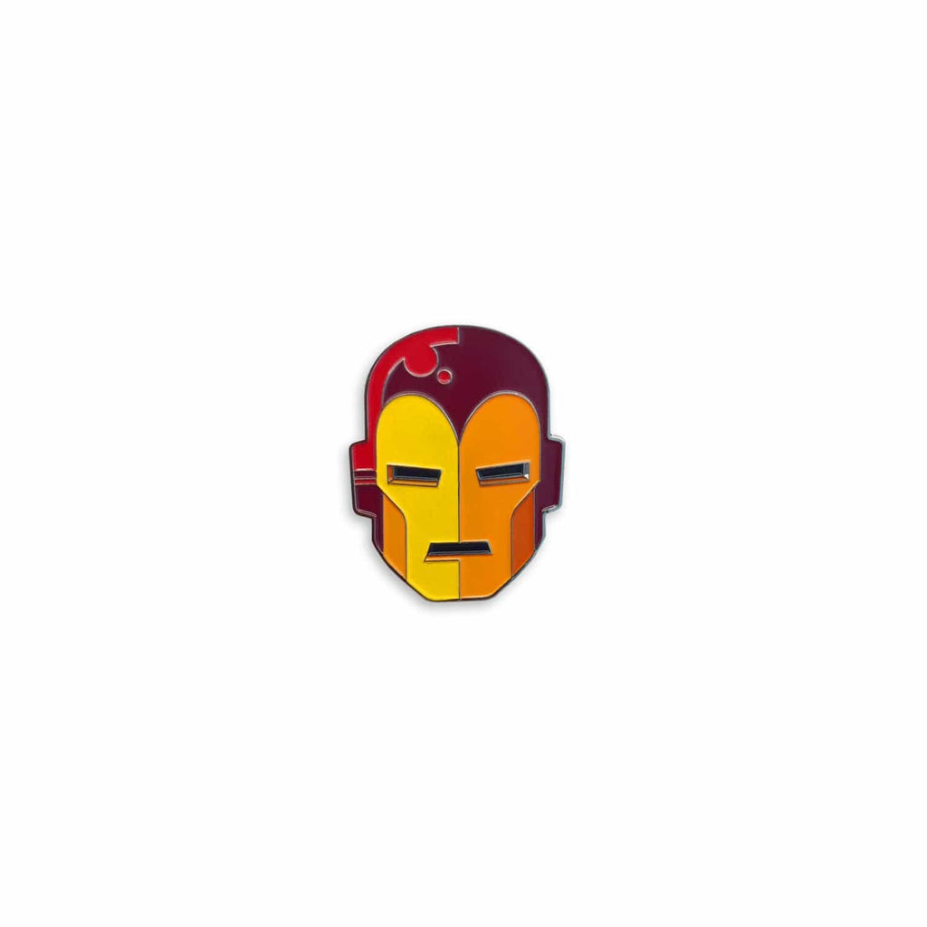 Iron Man Enamel Pin