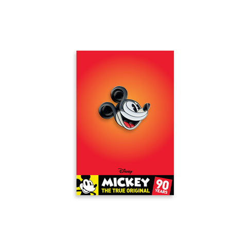 Mickey Mouse (Profile) Enamel Pin