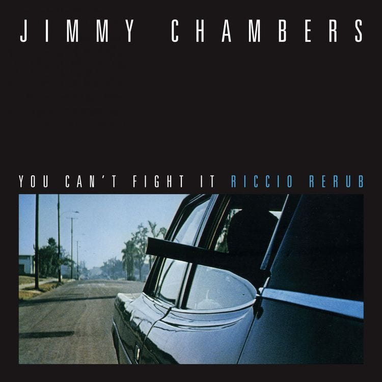 Jimmy Chambers - You Can't Fight It 7-Inch (Assault On Precinct 13)
