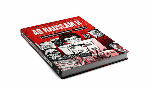Ad Nauseam II: Newsprint Nightmares From The 1990s & 2000s (Mondo Exclusive)