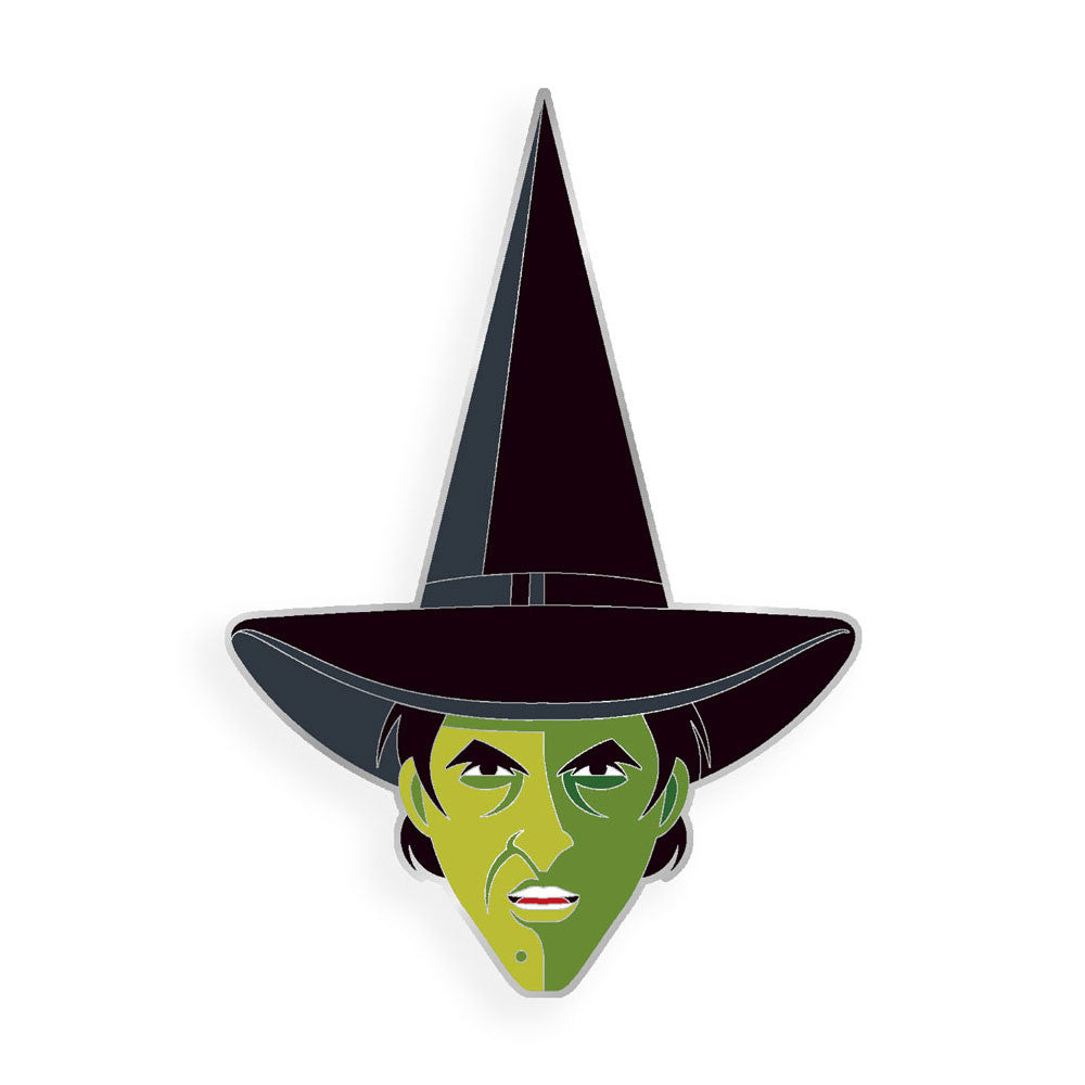 Wicked Witch of the West Enamel Pin