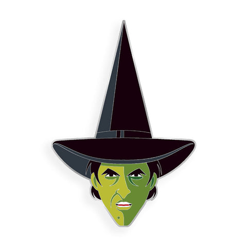 Wicked Witch of the West Enamel Pin (Pre-Order)