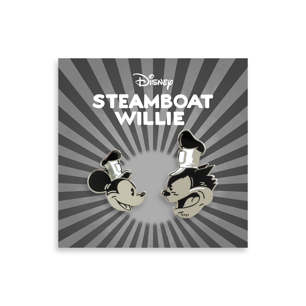 Steamboat Willie 2-Pin Set