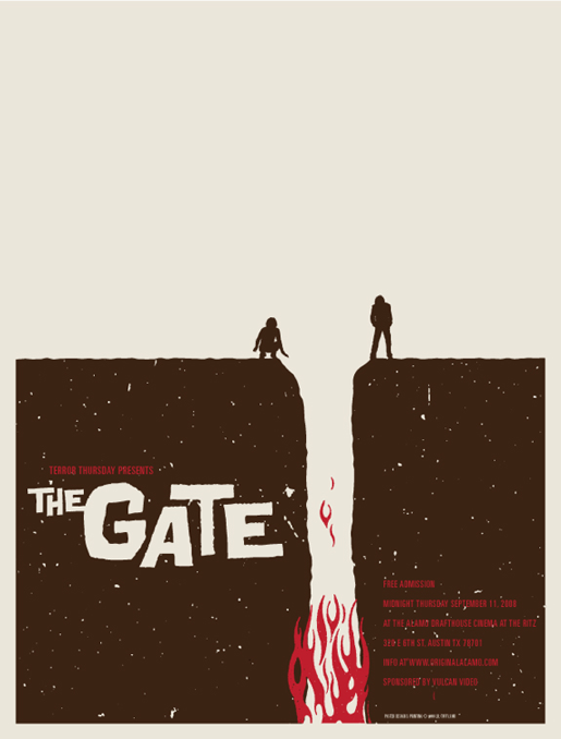 The Gate Lil Tuffy poster