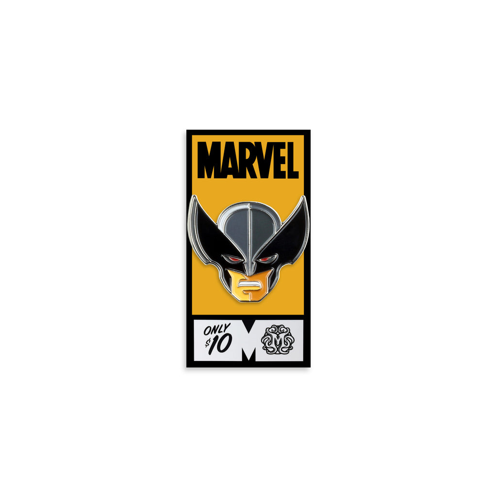 Wolverine (X-Force) Enamel Pin