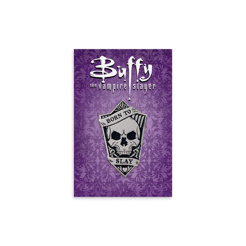 Born to Slay Enamel Pin