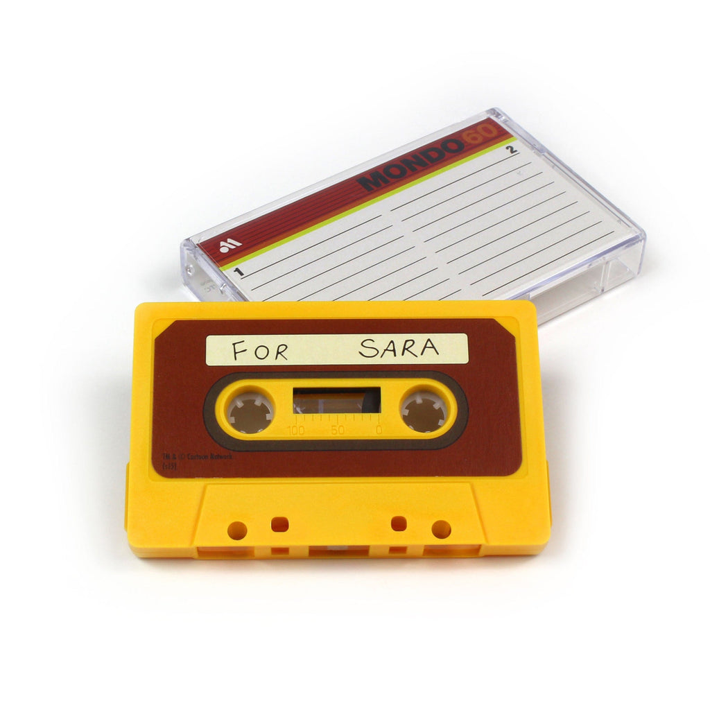 """For Sara (Back-Up Master)"" Cassette"