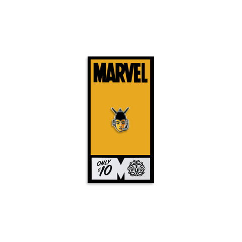 The Wasp Miniature Enamel Pin