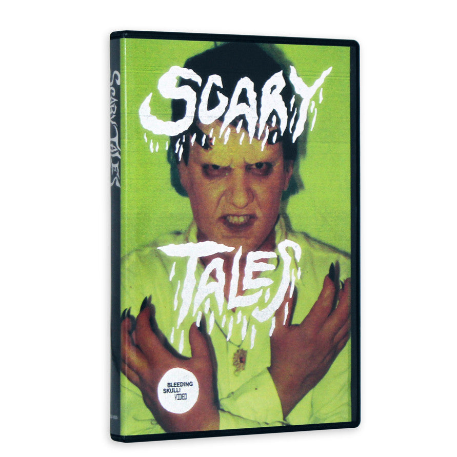 Scary Tales DVD