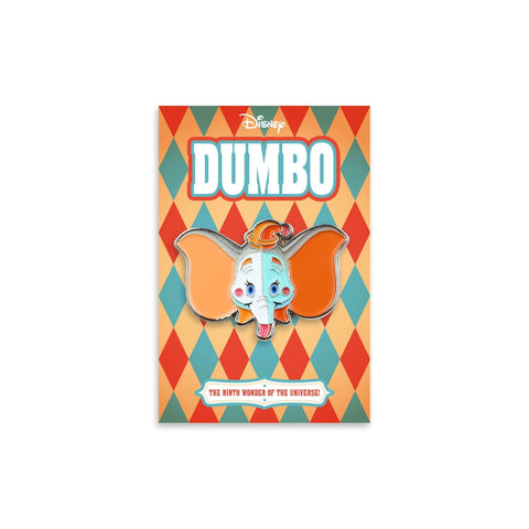Dumbo the Clown Enamel Pin