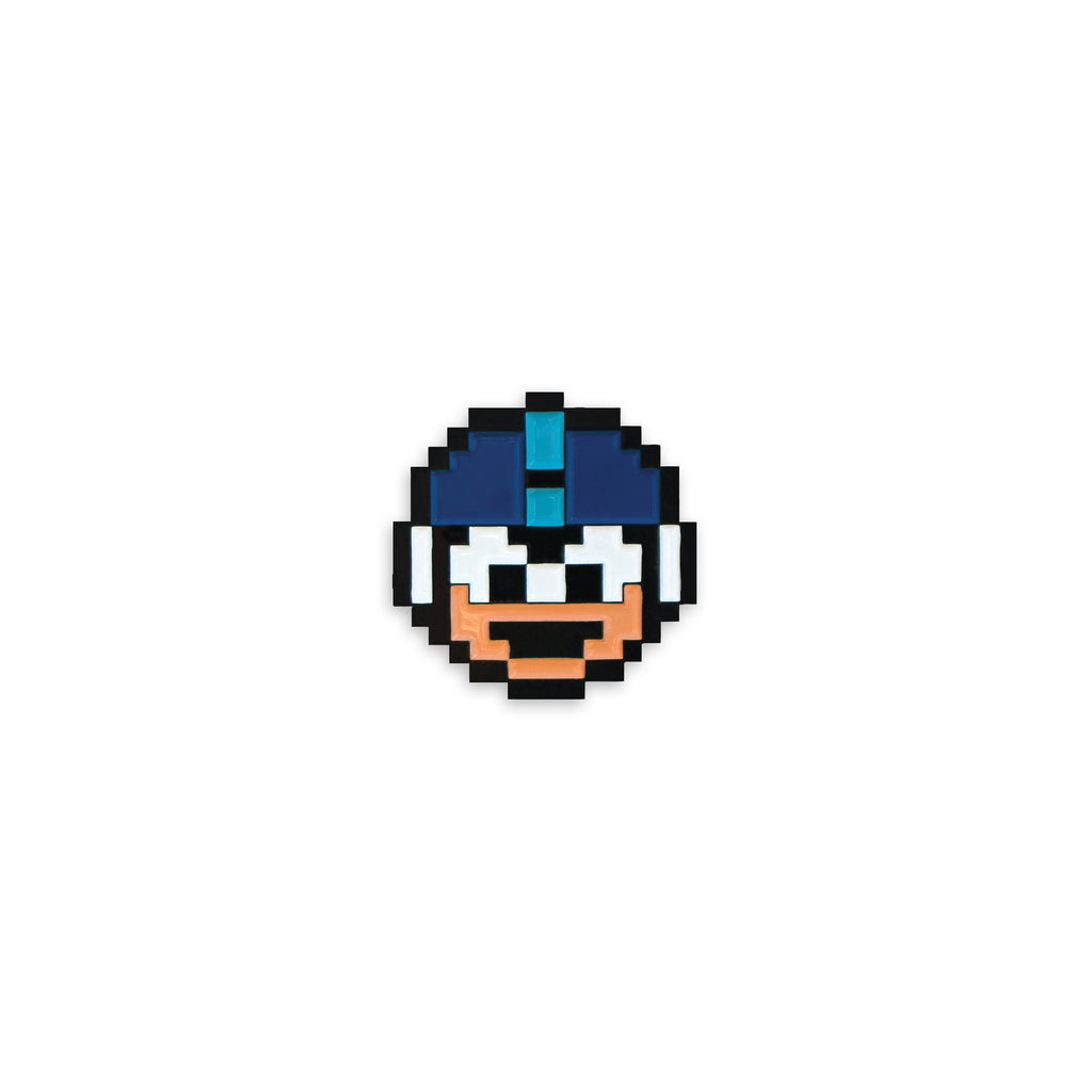 Mega Man 1-Up Enamel Pin