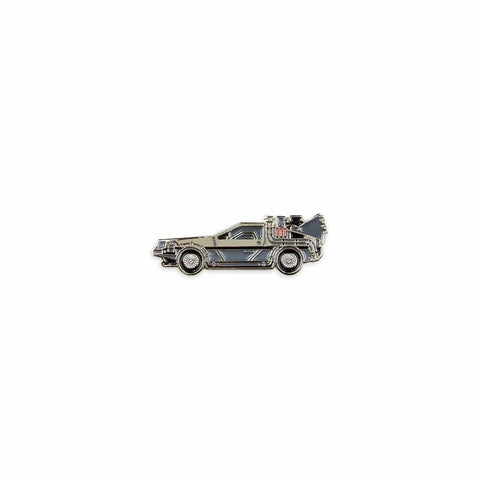 Delorean (1985) Enamel Pin