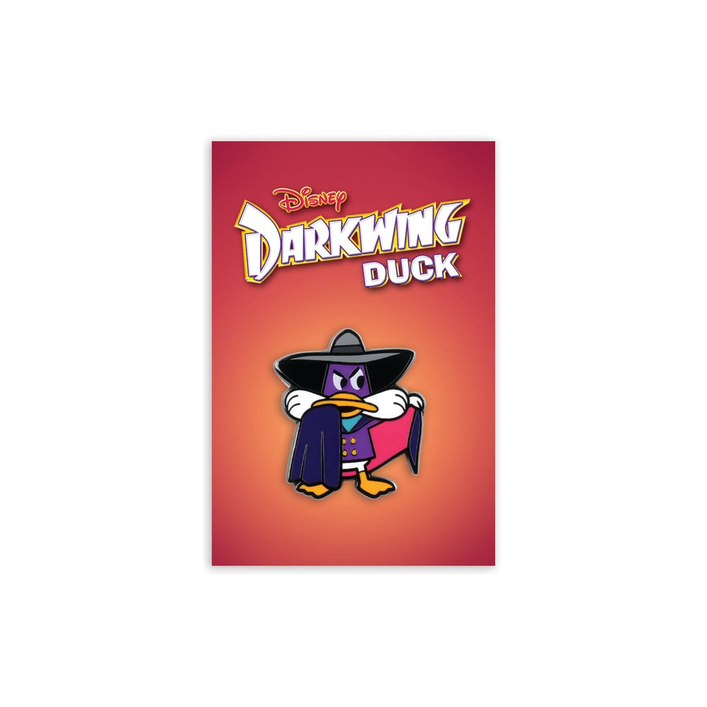 Darkwing Duck Enamel Pin