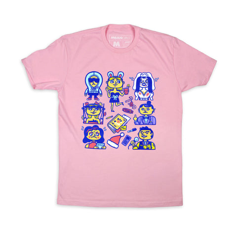 """On Wednesdays We Wear Pink"" T-Shirt"