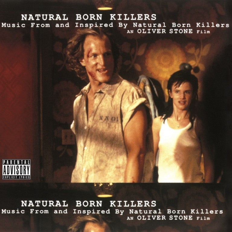 Natural Born Killers - Original Motion Picture Soundtrack 2XLP