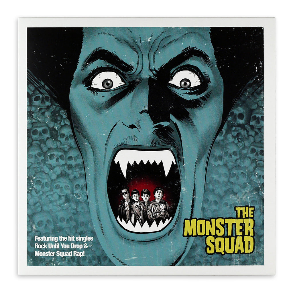 The Monster Squad 7-Inch Single (Dracula)