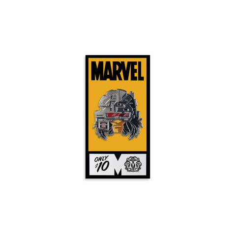 Weapon X Enamel Pin