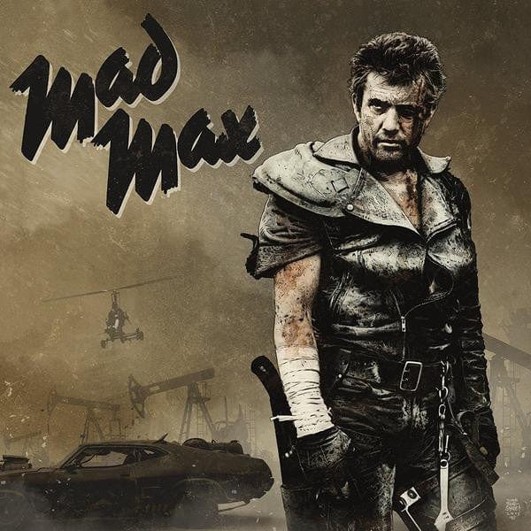 Mad Max Trilogy - Original Soundtrack 3XLP