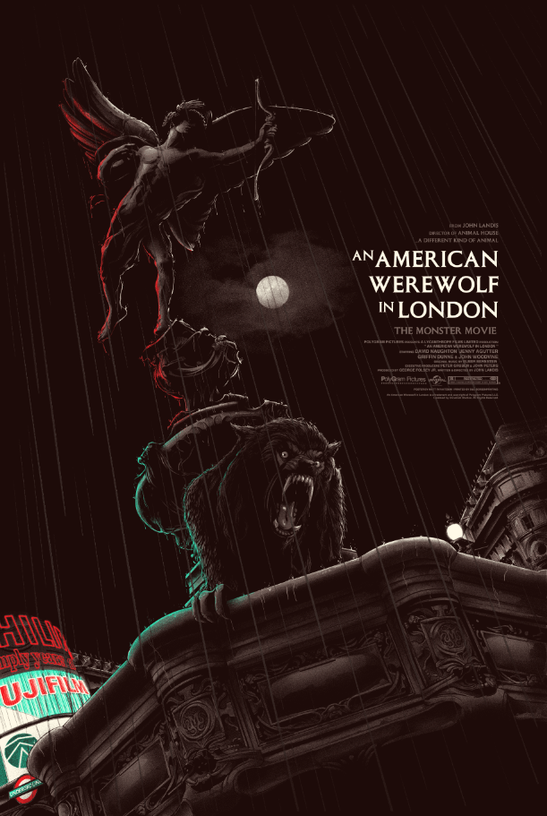 An American Werewolf in London (Variant)
