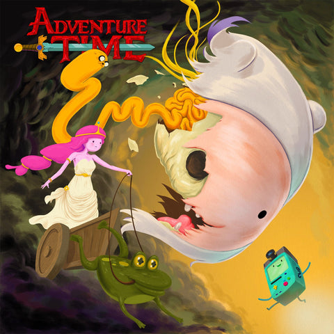 Adventure Time 7-Inch Single