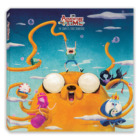 Adventure Time - The Complete Series Box Set
