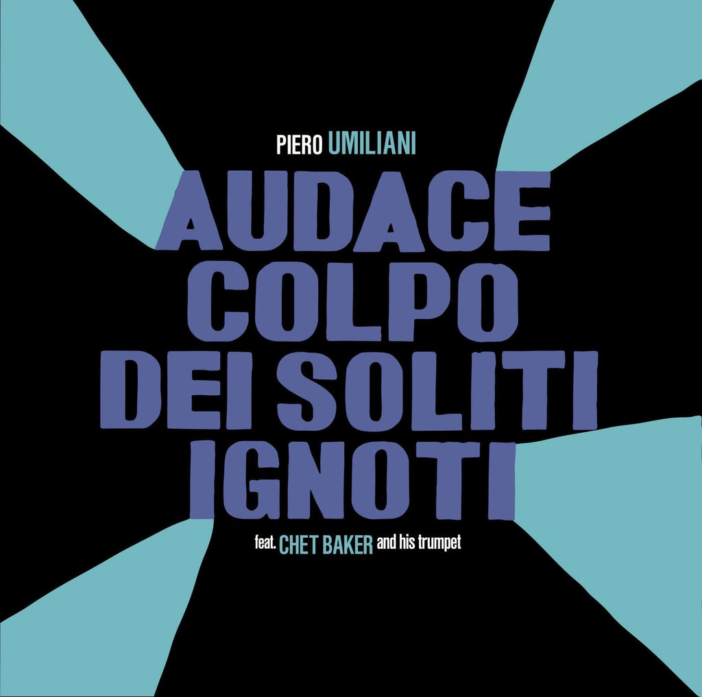 Audace Colpo Dei Soliti Ignoti by Piero Umiliani
