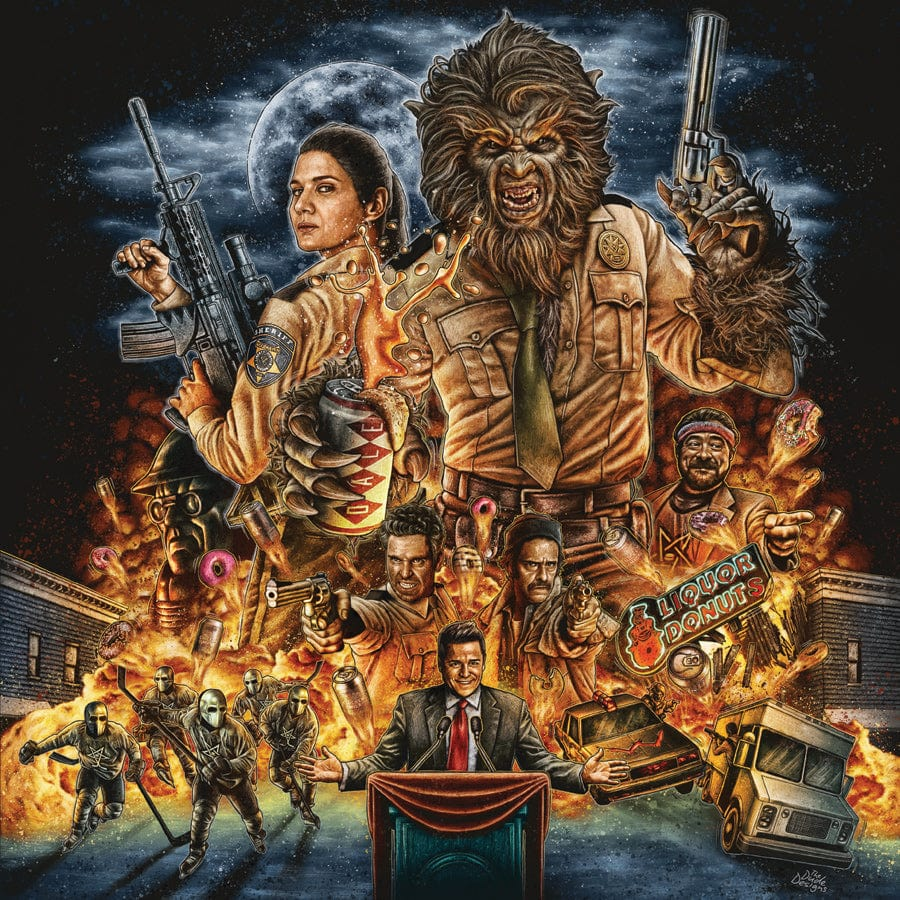 Another Wolfcop - Original Motion Picture Soundtrack